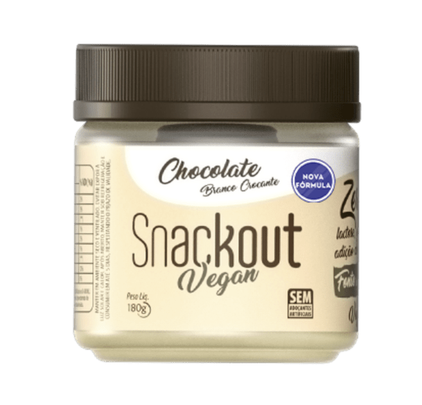 SNACKOUT DOCE LOWCARB  SABORES - 180G