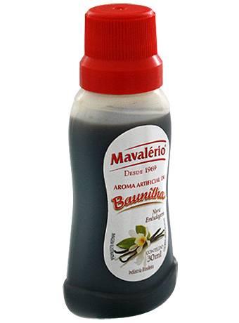 Essencia de Baunilha - 30ml
