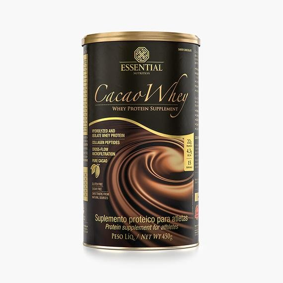 ESSENTIAL CACAO WHEY 450g | 15 doses
