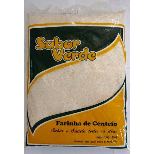 SABOR VERDE Farinha de centeio - 1kg