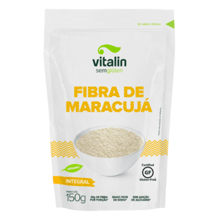 VITALIN FIBRA DE MARACUJÁ INTEGRAL 150G