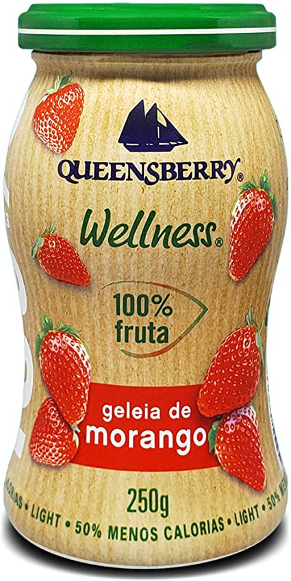 QueensBerry Geleia - 250g