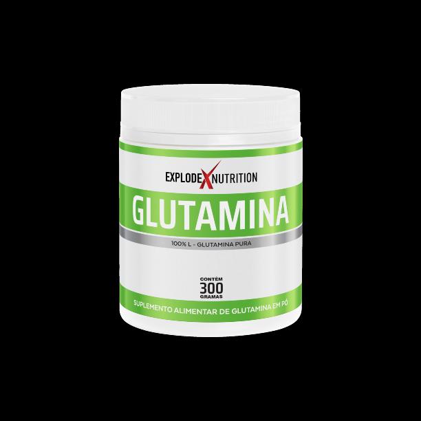 Explode MAX  Glutamina - 300G