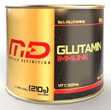 MD Muscle Definition- Glutamina IMUNNE 210G