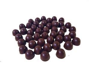 Gotas Chocolate Ao Leite de Coco - Sem Glúten/Vegano/Zero Açúcar - 100g