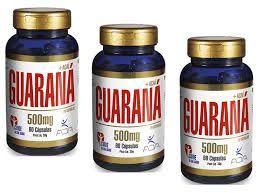 Guaraná + Açaí - 60 cap