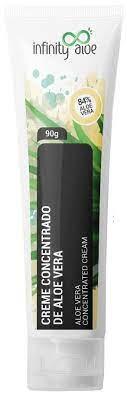 INFINITY ALOE    CREME CONCENTRADO DE ALOE VERA - 90G
