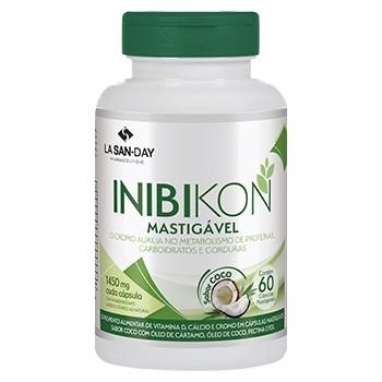 Inibikon - Inibidor Do Apetite C/60cps