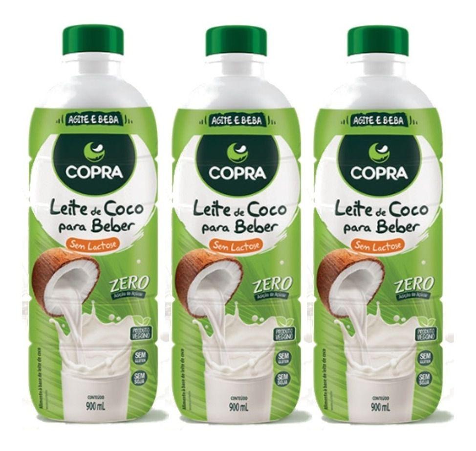 Leite de Coco para Beber - 900ml