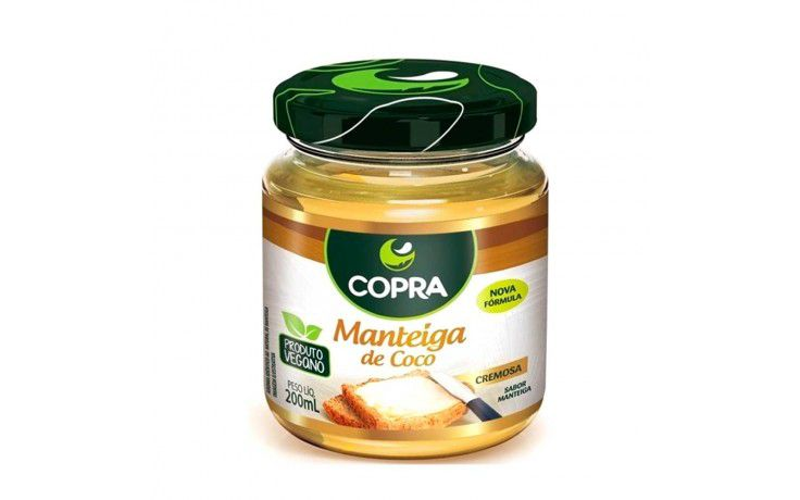 Copra Manteiga de Coco 200ml