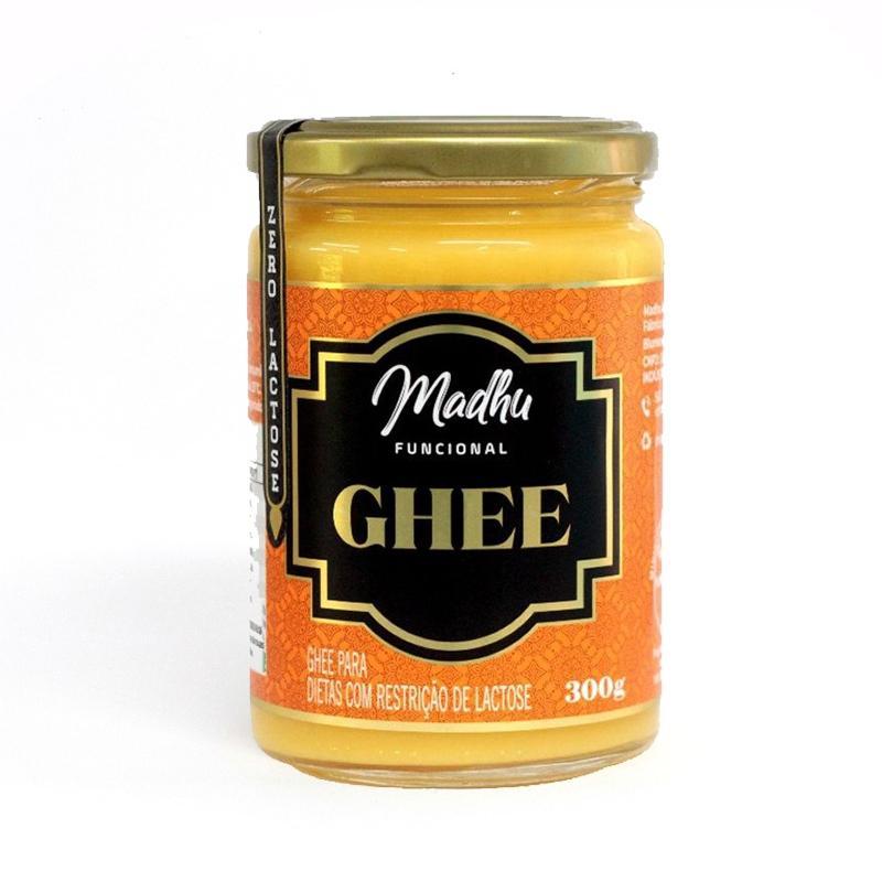 Manteiga Ghee Original 150g