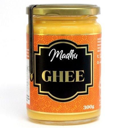 Manteiga Ghee Original 300g