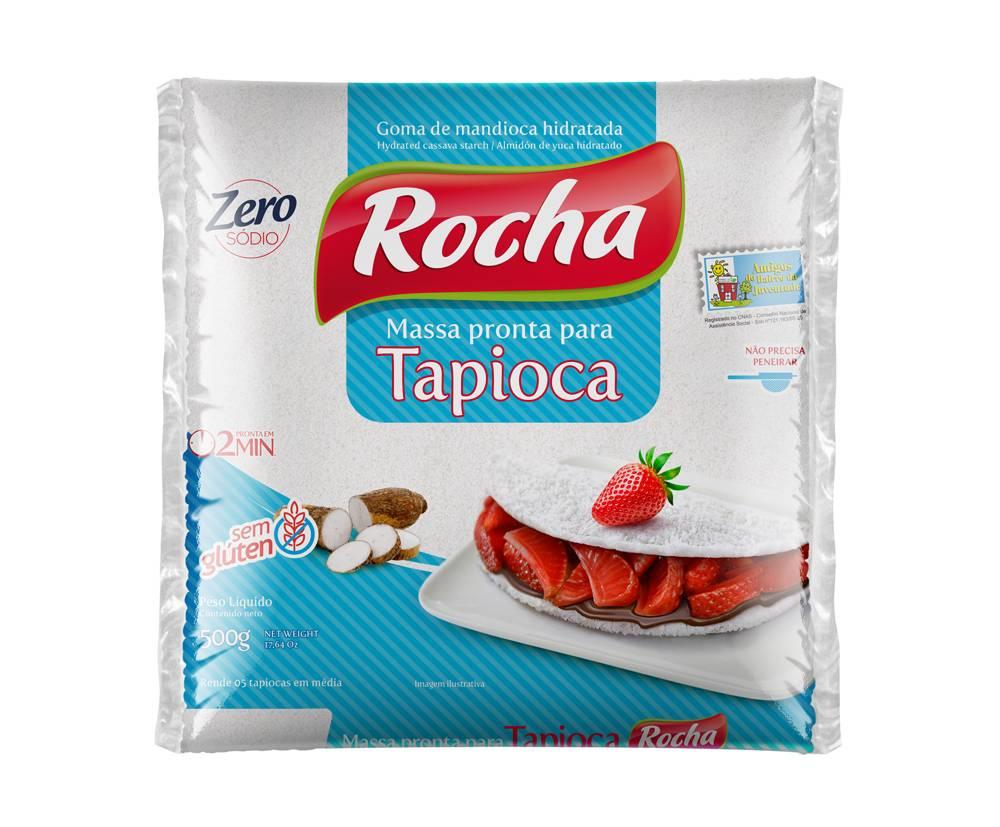 Massa pronta TAPIOCA ROCHA - 500g
