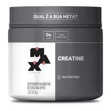 MAX TITANIUM CREATINA (300G) -