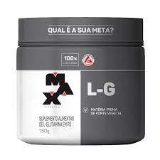 MAX TITANIUM  L-G GLUTAMINA (150G)