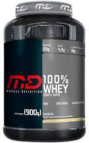 MD MUSCLE DEFENITION 100% Whey (900g)