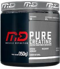 MD MUSCLE DEFENITION Pure Creatine (150g)