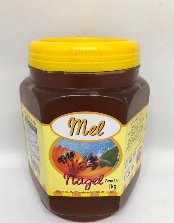 Mel Puro Nagel - 1kg