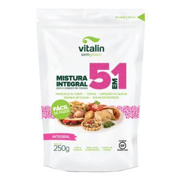 VITALIN Mistura Integral 5 em 1 - 250g