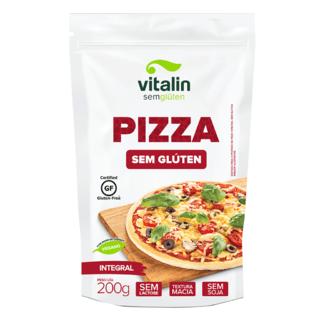 VITALIN  MISTURA PARA PIZZA INTEGRAL 200G