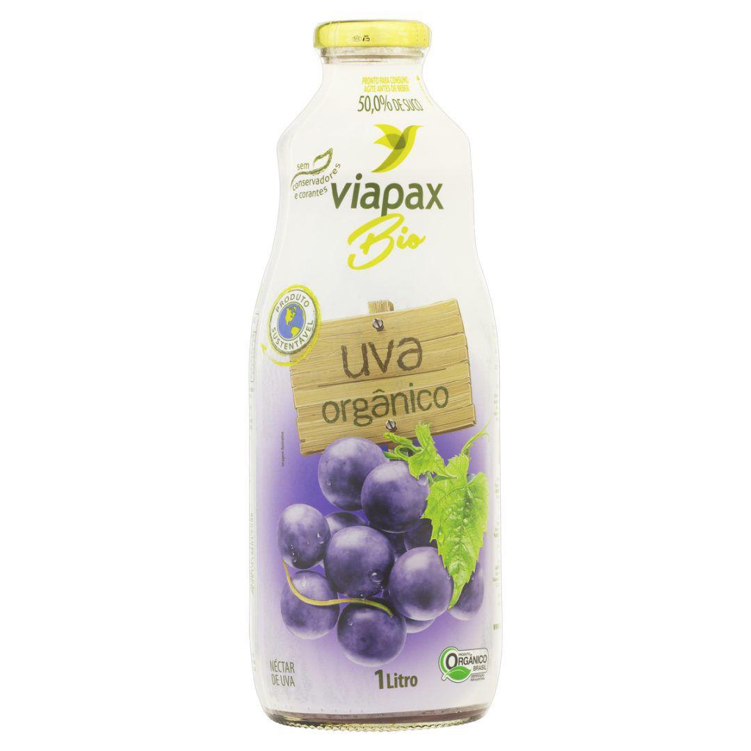 Néctar Orgânico de Uva - 1 litro