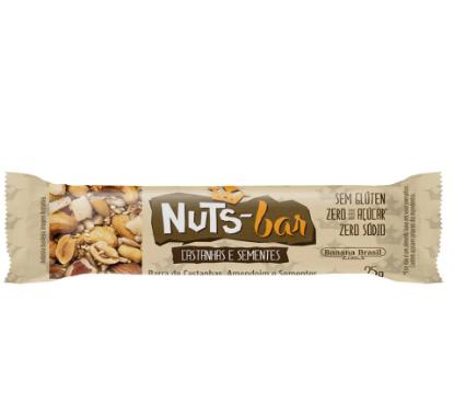 Nutsbar (sabores)  - 25g