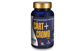 Óleo de Cártamo + Cromo - 60 cap
