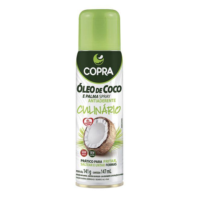 Óleo de Coco Spray 200ml