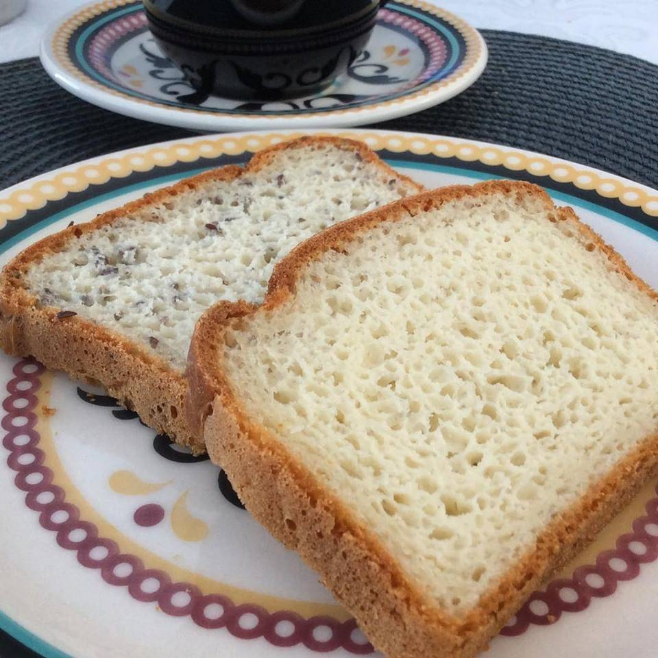 Pão integral SEM glúten e SEM lactose Nova Aliança (envio restrito) Quinta-feira