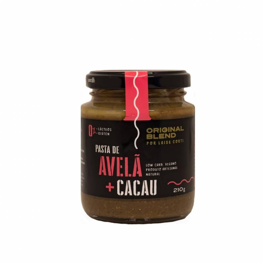 Pasta de Avelã + Cacau Original Blend 210g