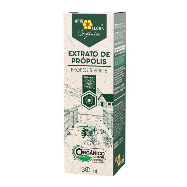 Apis Flora Própolis verde orgânico  30ml