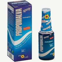 Propomalva Própolis Spray Antisséptico Bucal 30 ml