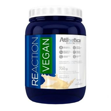 Atlhetica Reaction Vegan 720g -