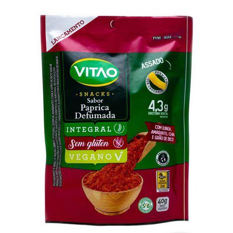 Vitao Snack Integral Vegano 40g