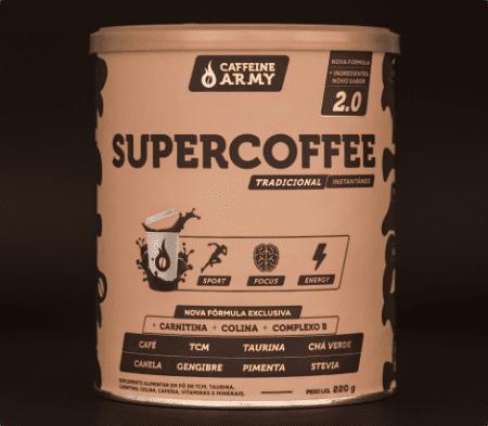 SUPERCOFFEE 220G CAFFEINE ARMY