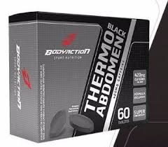 Thermo Abdomen Black - 60 Cap