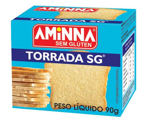 TORRADA SG AMINNA - 90G