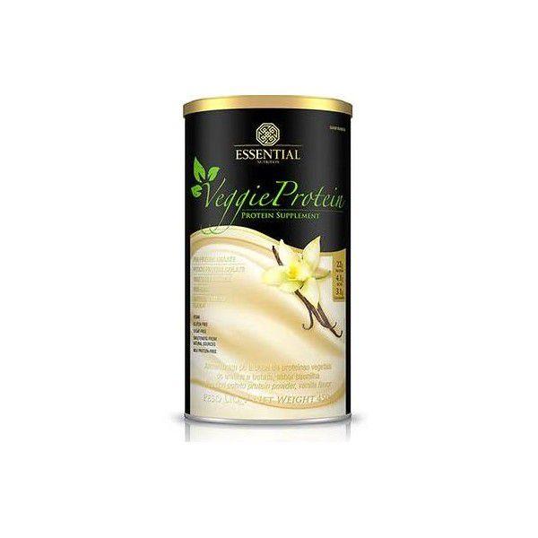 ESSENTIAL Veggie Vanilla 450g -  Nutrition