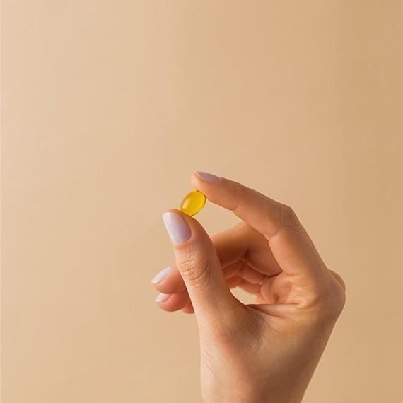 ESSENTIAL VIT D3 com azeite de oliva e MCT  - 120 cápsulas