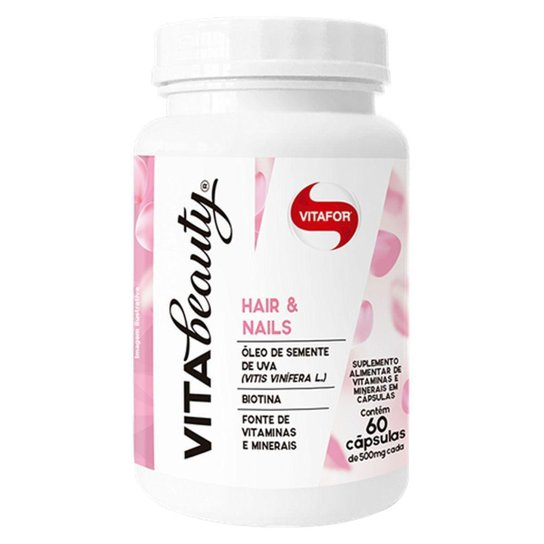 Vitaf Vita Beauty 60 Cáps 500mg