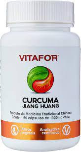 Vitafor Curcuma Jiang Huang, 60 CPS
