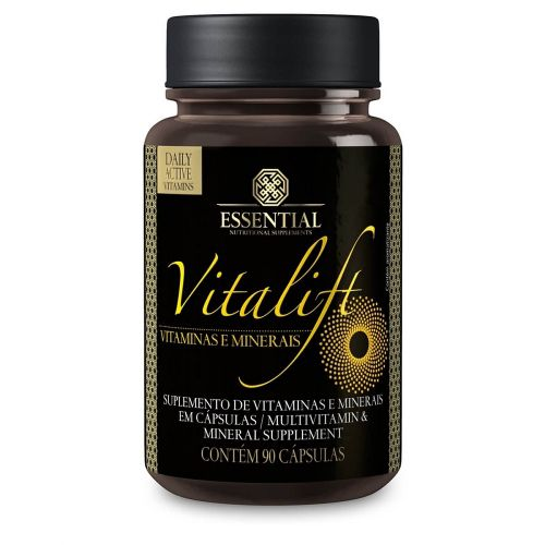 ESSENTIAL VITALIFT 90 cápsulas