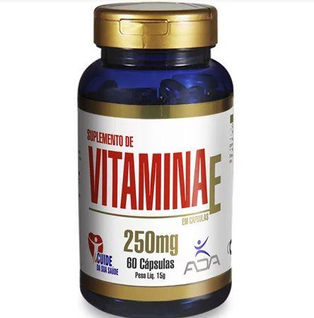 ADA Vitamina E - 60 cap