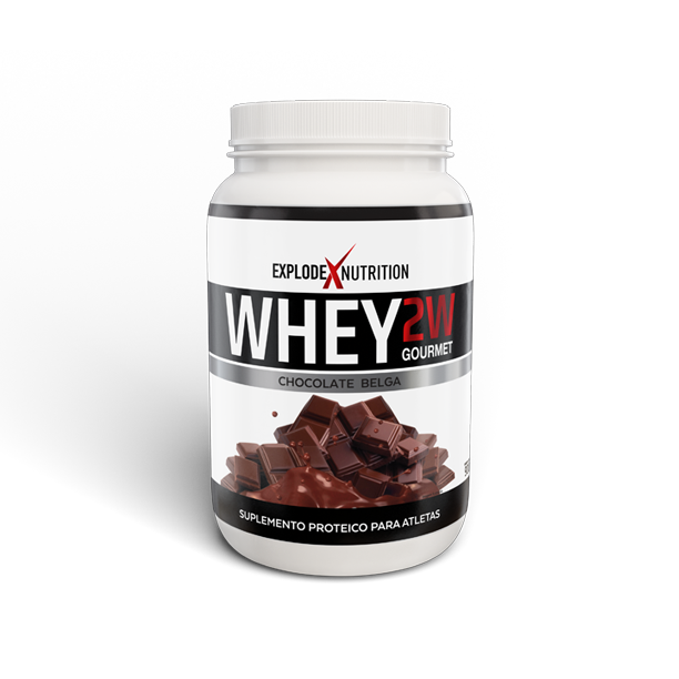 Explode MAX - Whey 2W Gourmet Pote 900g