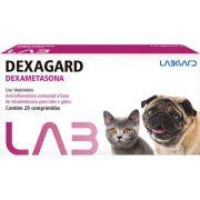 Anti Inflamatório Dexagard Para Cães E Gatos - 20 Comprimidos
