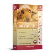 Antipulgas Advocate para Cães entre 10 e 25 kg - 2,5 ml