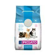 Areia Higiênica ProGato para Gatos Sensitive 1,8 kg