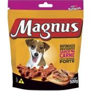 Bifinhos Mastigáveis sabor Carne para Cães Pequeno Porte 500 G