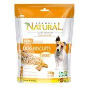 Biscoito Integral Fórmula Natural Biscuits Para Cães 200 g