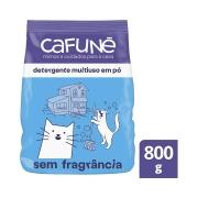 CAFUNE DETERGENTE PO MULTIUSO 800GR